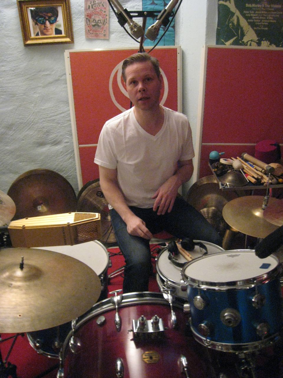 David Myhr April 2011 - David Myhr